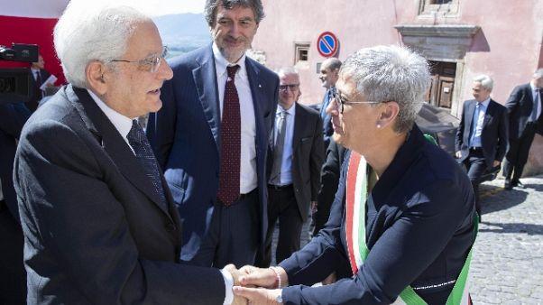 Ue: Mattarella, esigenza è unità