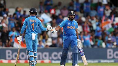 Rohit, Rahul hit centuries as India crush Sri Lanka