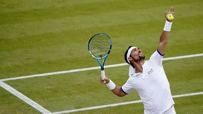 Wimbledon: Fognini eliminato