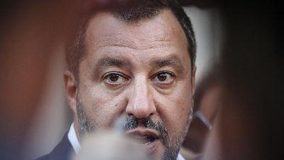 Salvini, forze ordine pronte intervenire