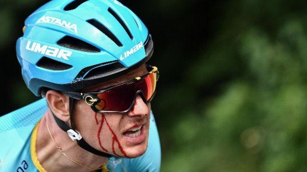 Tour: Teunissen vince ed è giallo