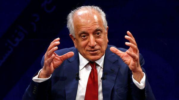 """زلماي خليل زاد: محادثات السلام بين أمريكا وطالبان كانت """"أكثر جلسة مثمرة"""""""