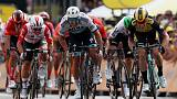 Cycling: Flying Dutchman Teunissen sprints to opening Tour stage win
