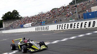 Motor racing: Garcia takes her first W Series win, Chadwick's lead is cut