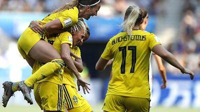 Mondiali donne: Svezia-Inghilterra 2-1