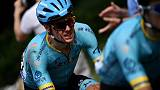 Cycling: Tour contender Fuglsang in the wars after crash