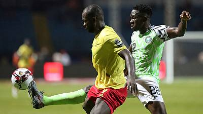 Nigeria knock out holders Cameroon in Nations Cup thriller