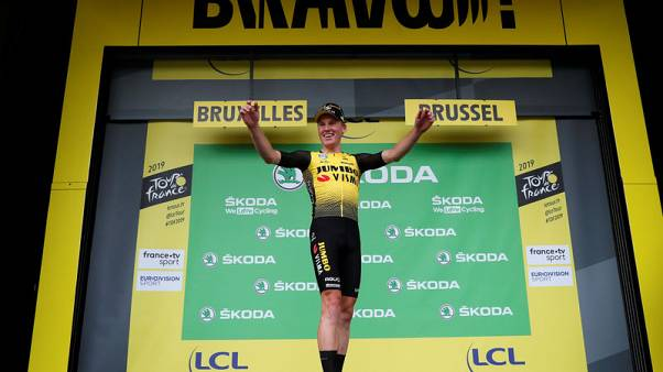 Cycling: Unsung hero Teunissen grabs chance, and yellow jersey