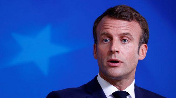 ماكرون: اتفاق فرنسا وإيران علي بحث الشروط لاستئناف المحادثات النووية بحلول 15 يوليو