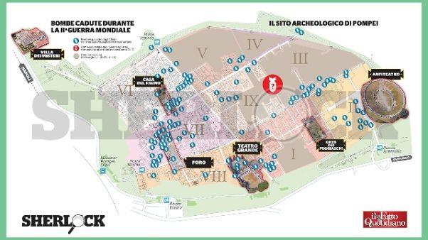 """Le 10 bombe di Pompei domani sul """"Fatto"""""""