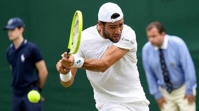 Wimbledon: Berrettini, sono in estasi