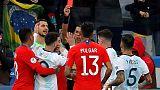 Copa America: Argentina-Cile 2-1