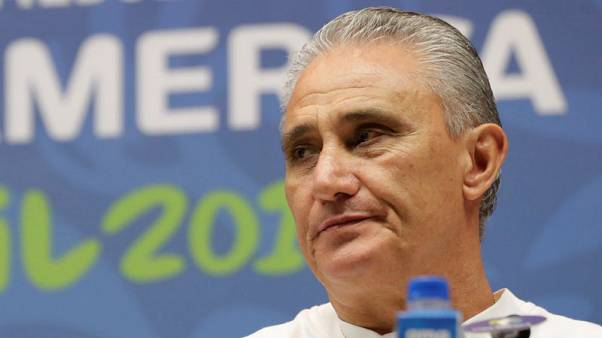 Uncertainty over Tite's future as Brazil eye Copa triumph