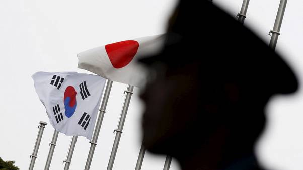 South Korea assessing financial sector risks of wider row with Japan