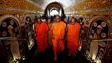 Sri Lanka on alert as Buddhist hardliners hold first meeting after Easter attacks