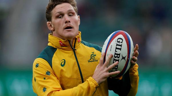 Hard yards done, Hooper keen on Wallabies to get back on track