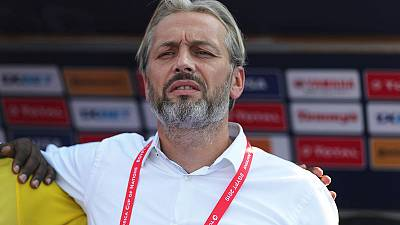 Uganda part company with Desabre after Cup of Nations exit