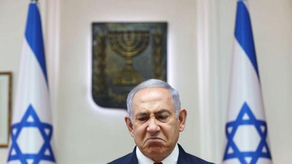 """نتنياهو يصف زيادة إيران مستوى تخصيبها لليورانيوم بأنه """"خطوة بالغة الخطورة"""""""