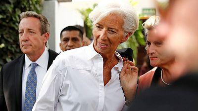 Lagarde 'uniquely qualified' to head ECB - Coeure