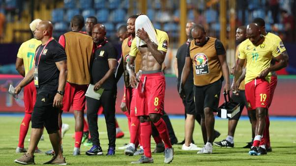 Cameroon fail to find the right balance in early exit