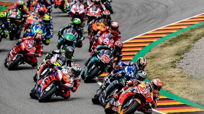 MotoGp: Marc Marquez vince in Germania