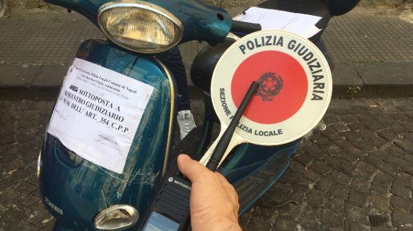 Ritrovato scooter scommessa di Balotelli
