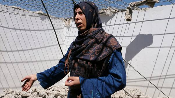 Syrians, facing orders to demolish homes, fear fate in Lebanon