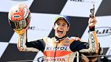 Motorcycling: Decade of dominance for 'King of the Ring' Marquez