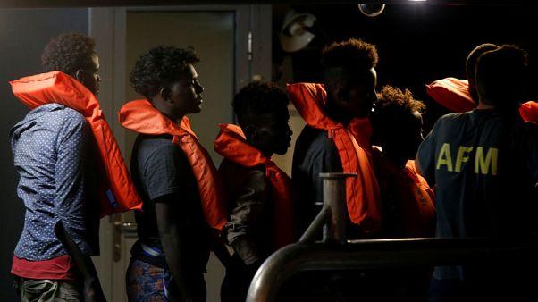مالطا ستغير وجهة مهاجرين وصلوا إليها على متن سفينة إنقاذ ألمانية