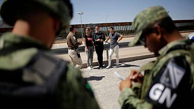 Mexico's new National Guard was created to fight crime, but now it's in a face-off with migrants
