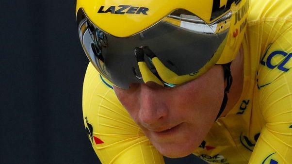 تونيسن يحافظ على صدارة سباق فرنسا بعد فوز جامبو-فيسما بالمرحلة الثانية