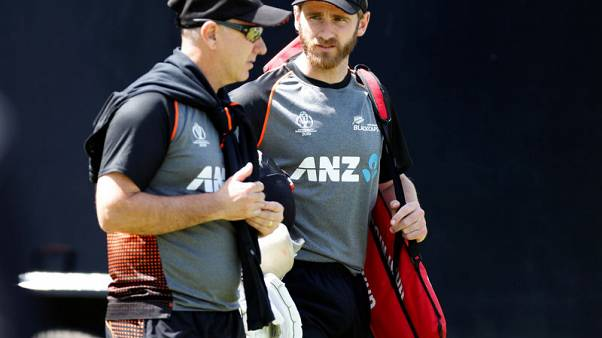 Happy underdogs New Zealand promise 'scrap' against India