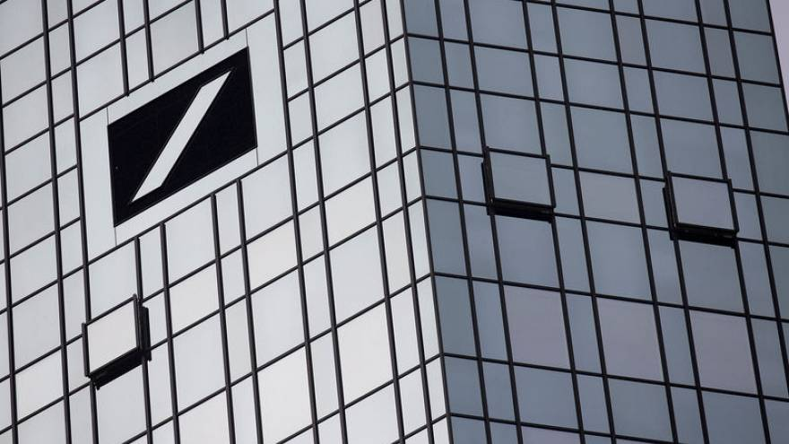 Deutsche Bank to cut 18,000 jobs in 7.4 billion euro overhaul