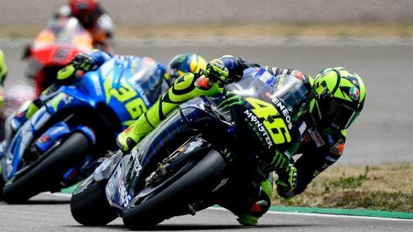 """Moto: Rossi, Ritiro? Età non conta"""""""