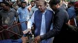 Pakistani judge rejects opposition blackmail claims over ex-PM's conviction