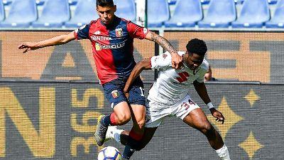 Genoa: Romero, visite con Juve e ritorno