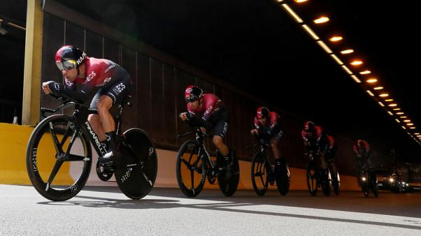 Cycling: Ineos already have main Tour rivals playing catch-up