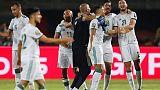 Belaili, Mahrez star as Algeria outclass Guinea