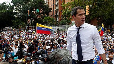 Venezuela opposition says it will meet Maduro envoys in Norway-mediated talks