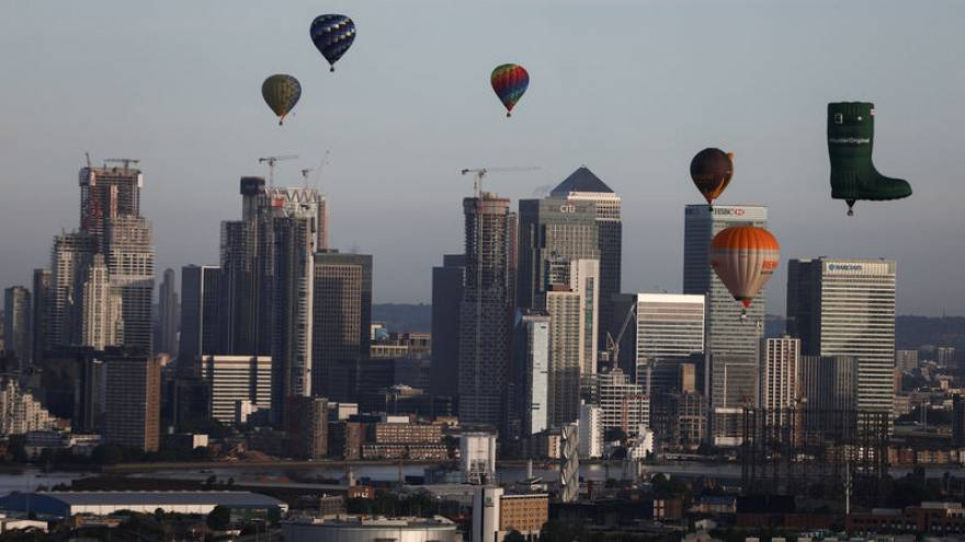UK firms cut investment plans as Brexit alarm hits new high - survey