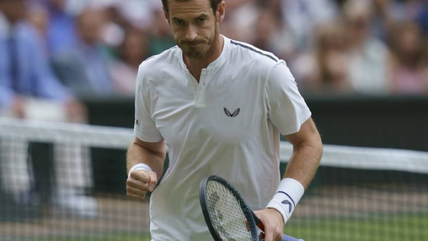 Murray confident of return to top of men's tennis
