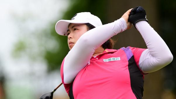 Golf - Feng wins Thornberry Creek Classic with late birdie surge