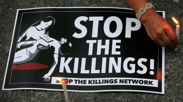 Executions 'rampant' in Philippine drug war, U.N. probe needed - Amnesty report