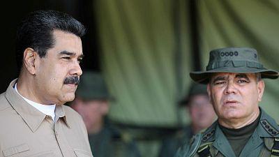 Venezuela's Maduro ratifies Padrino as defence minister
