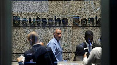 Big axe falls as Deutsche Bank to lay off 18,000 in $8.3 billion 'reinvention'