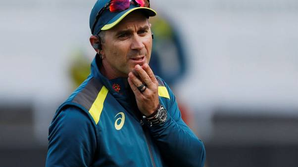 How good is that? Australia's Langer pumped for England showdown