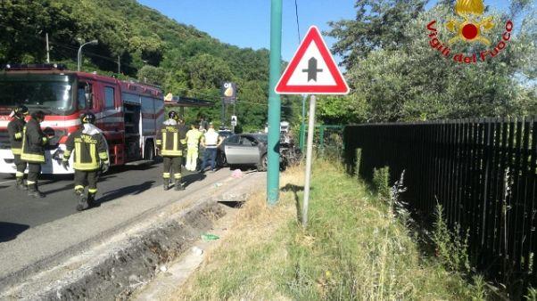 Incidenti stradali, morto un 21enne