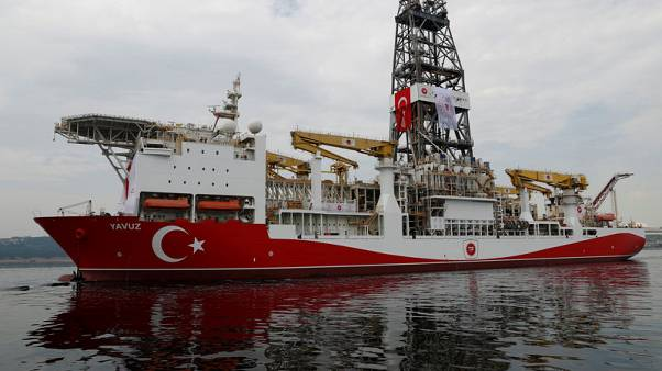 Second Turkish drillship arrives off coast of Cyprus - shipping data
