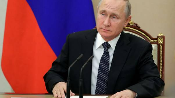 Russia calls Georgian TV tirade against Putin a political provocation
