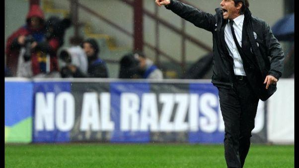 Inter: Icardi e Nainggolan con il gruppo